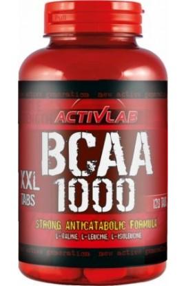 BCAA 1000 XXL 120 tabs