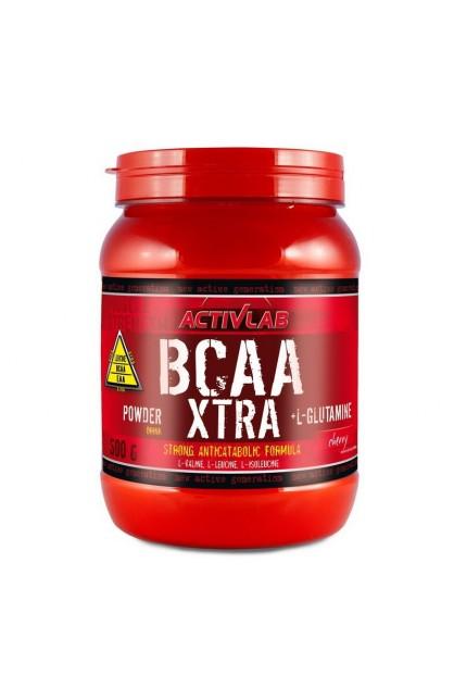 BCAA XTRA + L-GLUTAMINE 500 g