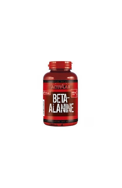 Beta-Alanine 128 caps