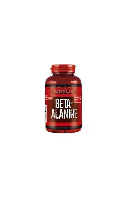 Beta-Alanine 128 caps