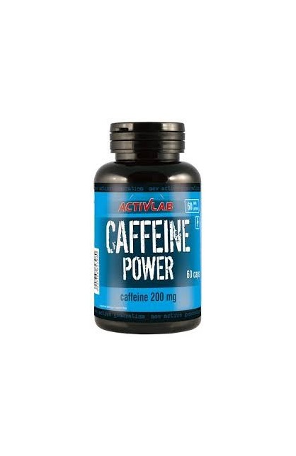 Caffeine Powder 60 caps