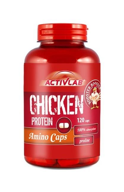 Chicken Protein Amino Caps 120 caps