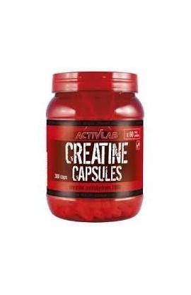 Creatine Capsules 300 kaps