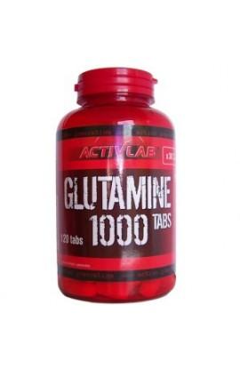 Glutamine 1000 tabs 120 tabs