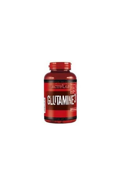 Glutamine 3 128 caps