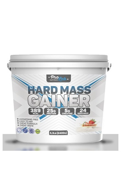 Hard Mass Gainer 4800 грамм