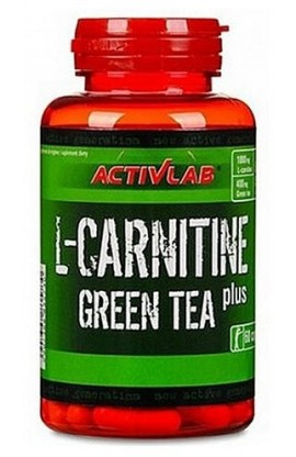 L-Carnitine Green Tea 60 caps