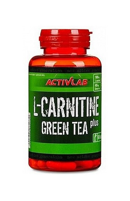 L-Carnitine Green Tea 60 caps