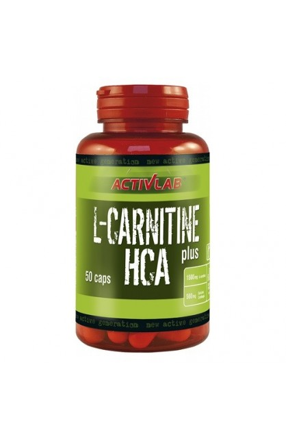 L-Carnitine HCA Plus 50 caps