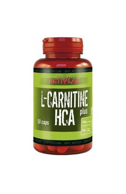 L-Carnitine HCA Plus 50 caps
