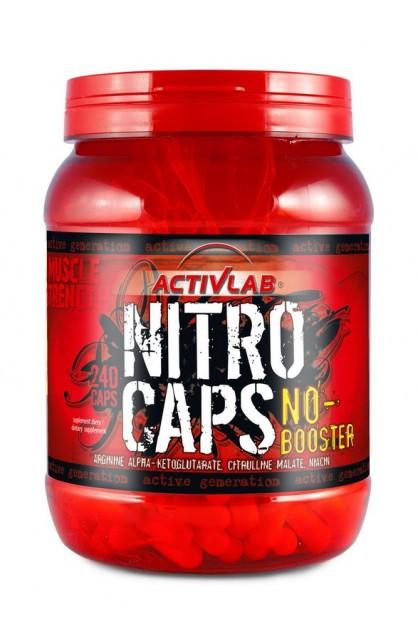 Nitro Caps 240 caps