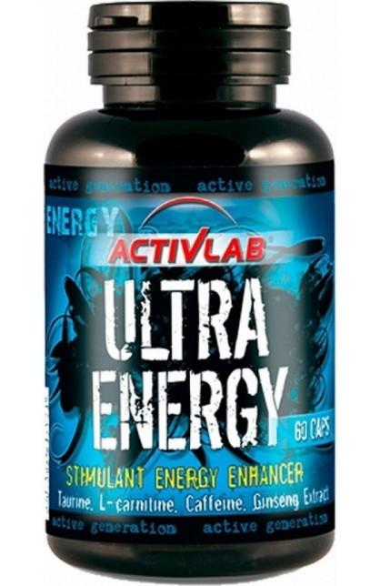 ULTRA ENERGY 60 caps