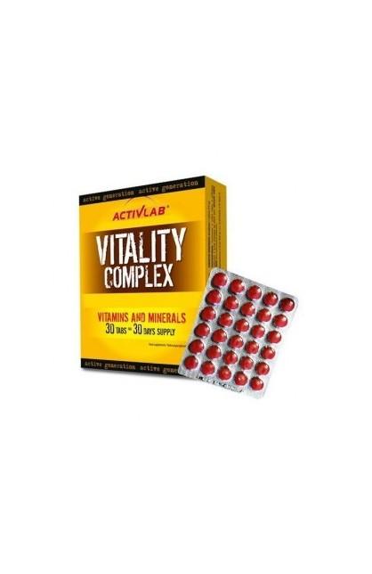 Vitality complex 60 tabs