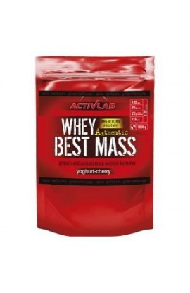 Whey Best Mass 1000g