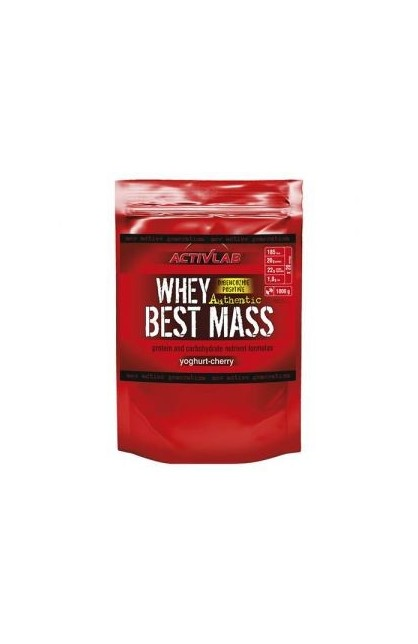Whey Best Mass 1000g