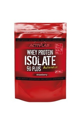 Whey Protein Isolate 90 Plus - 700 g