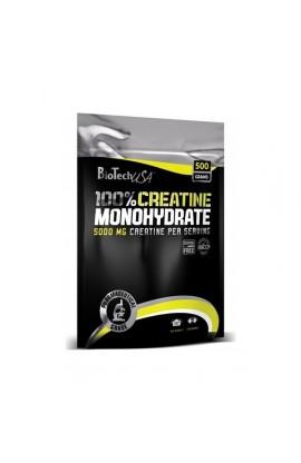 100 % Creatine Monohydrate 500г пакет