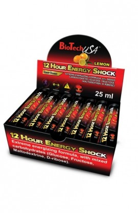 12 Hour Energy Shock  20x 25 мл