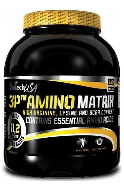 3P Amino Matrix 240таб