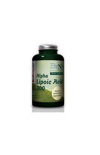 Alpha Lipoic Acid 300 - 60 капсул