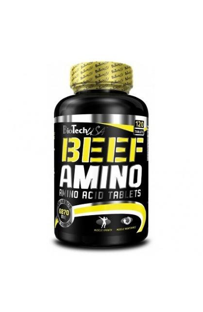 Beef Amino 120 tabs