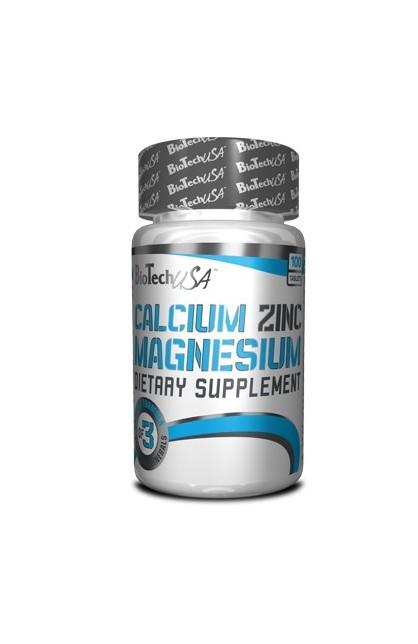 Calcium Zinc Magnezium 100 таб