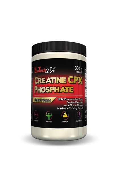 Creatine CPX Phosphate - 300 грамм