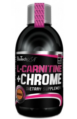 L-Carnitine + Chrome concentrate - 500 мл