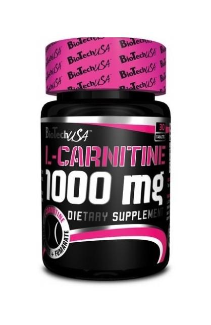 L-Carnitine 1000 MG 30 таб