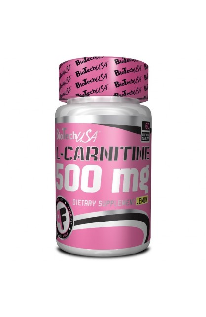 L-Carnitine 500 мг 60 таб