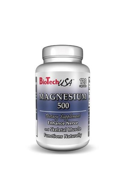 Magnesium 500 - 120 капсул