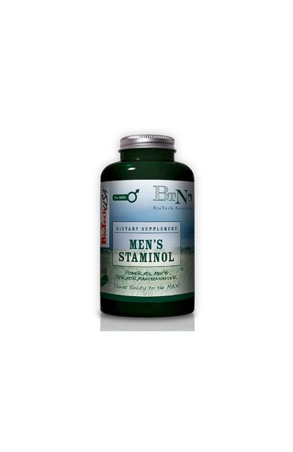 Men's Staminol - 60 капсул