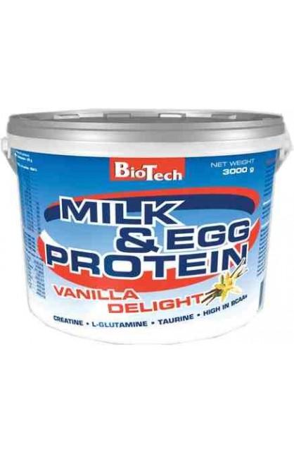 Milk & Egg Protein 3000 г