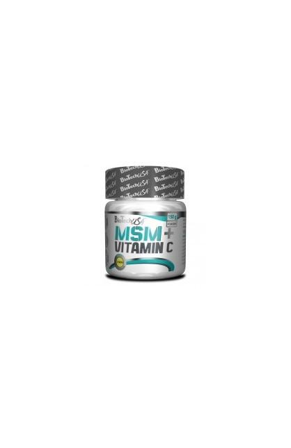 MSM + 1500 Vitamin C 150g