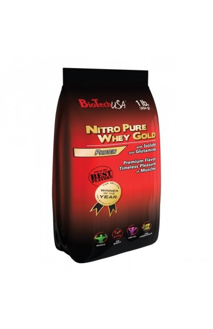 Nitro Gold - 454 грамм