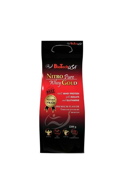 Nitro Pure Whey Gold - 2200 грамм