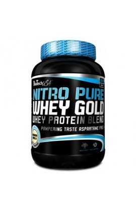 Nitro Pure Whey Gold - 908 грамм