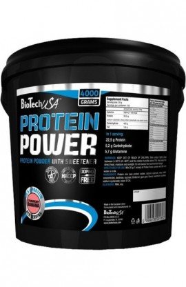 Protein power 4000 грамм