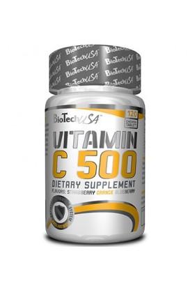 Vitamin C 500 120 таб
