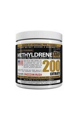 Methyldrene AMP 240g