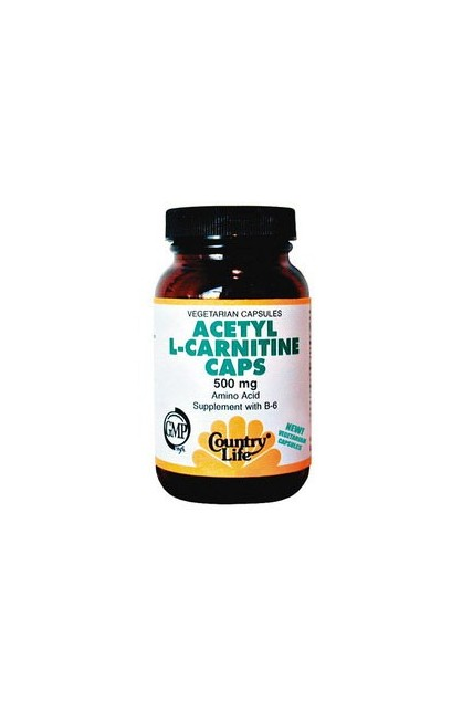 ACETYL-L-CARNITIN 60 капсул