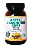 ACETYL-L-CARNITIN 60 капсул