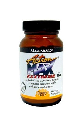 ACTION MAX XXXTREME FOR MEN 60 таблеток