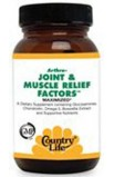 ARTRO-JOINT & MUSCLE RELIEF FACTORS 60 капсул