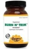 BURN N' TRIM 100 таблеток