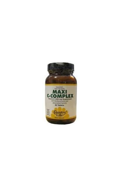 MAXI C - COMPLEX 60 капсул