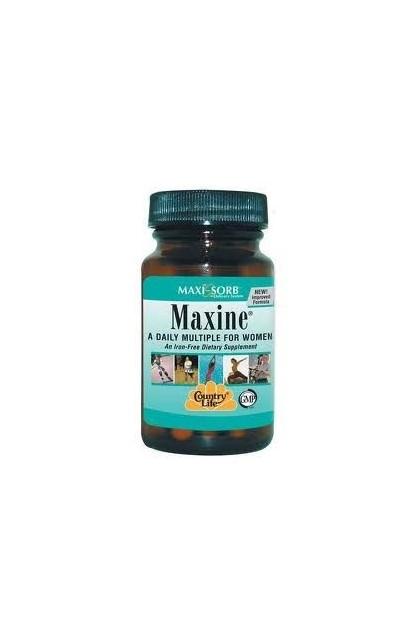 MAXINE IRON FREE 120 капсул
