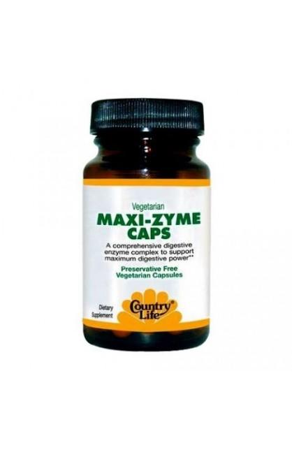 MAXI-ZYME CAPS 30 капсул