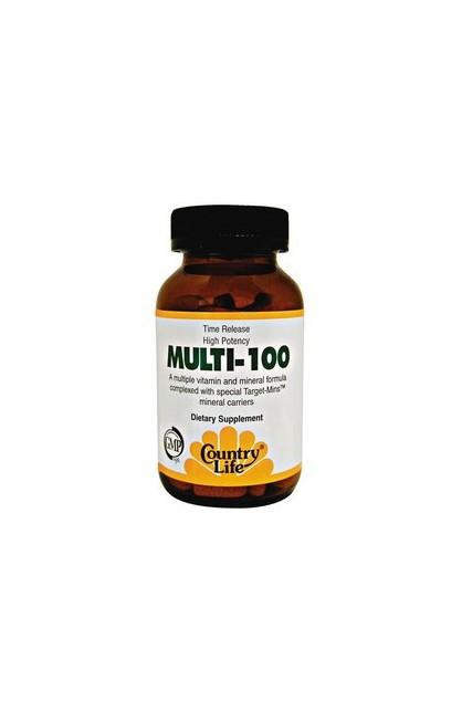 MULTI-100 60 таблеток
