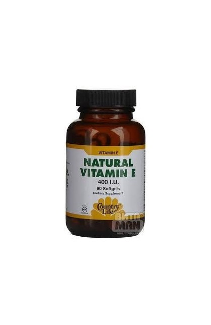 NATURAL VITAMINE Е 60 капсул